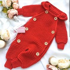 Find # as made by me # knitting # made by you # 🙈 # @ crochet__children # work # health # # # gazzalbabycottonxl # with # knitted # baaayildildmmmm mm… – kinder mode Cute Outfits For Kids, Baby Outfits, Baby Overall, Overalls Outfit, Knitted Baby Clothes, Baby Sweaters, Baby Knitting Patterns, Crochet For Kids, Crochet Children