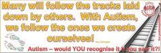 Many will follow