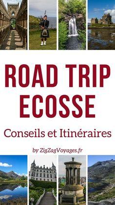 Voyage Ecosse - Road Trip Ecosse - Itineraire Ecosse Voyage