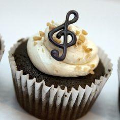 note cupcake