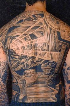 Image detail for -coal mine Tattoo Picture | Last Sparrow Tattoo