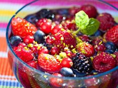 Ratafia de fruits rouges