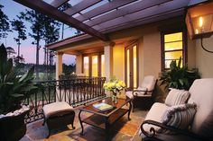 """Sater Design Collections """"Ferretti"""" Home Plan. #outdoorliving #luxuryhomeplans"""
