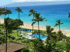 Royal Lahina Maui. Wanna go back, miss this view!