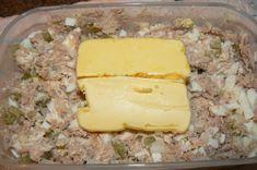 Rybacia nátierka (fotorecept) - recept | Varecha.sk Dairy, Cheese, Food, Essen, Meals, Yemek, Eten