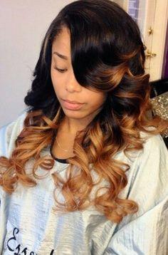Best Ombre Hair Extensions Brazilian Virgin Hair Kinky Curly Top Human Hair Weave Two Tone Ombre Curly Hair Weft Color Red Hair Extensions, Best Human Hair Extensions, Curly Hair Styles, Natural Hair Styles, Hair Laid, Queen, Hair Hacks, Hair Tips, Brazilian Hair