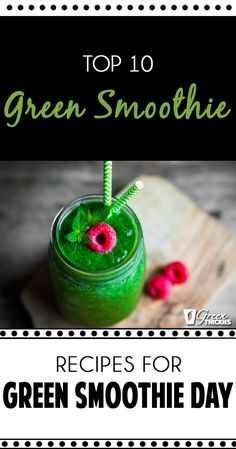 If you've never had a green smoothie before, you've been missing out! There is a reason this incredible drink has become as popular as it has. Once you start drinking a daily green smoothie, you will have so much energy and feel amazing. It's much easier to lose weight and recover from major health problems (as I did) when you ensure you get your daily dose of green smoothies. These 10 recipes are some of the most popular green smoothie recipes in the world. Give this miracle drink a try…