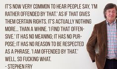Stephen Fry - http://dailyatheistquote.com/atheist-quotes/2015/02/18/stephen-fry-8/
