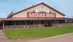 Berlin Antique and Craft Malls at Schrock's Amish Farm & Village in Amish Country, Ohio. Two great malls for lovers of antiques.Try our delicious homemade Fudge Amish Country Ohio, Amish Farm, Berlin Ohio, Farm Village, Amish Village, Sugarcreek Ohio, Amish House, Holmes County, Abandoned Amusement Parks