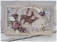 Elins Hobbykrok Cardmaking, Christmas Cards, Decorative Boxes, Paper Crafts, Crafty, Frame, Diy, Scrapbooking, Ideas