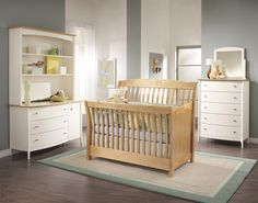 Chambre à coucher bébé | AP Industries - Cambridge collection baby bedroom / Chambre à coucher ...