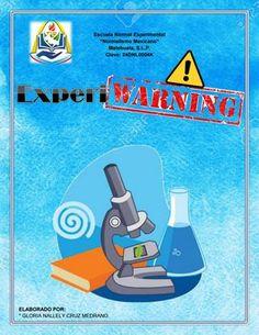 "Cover of ""Manual de experimentos Gloria Nallely Cruz Medrano"" Make It Simple, Public, Author, Science, Magazines, Manual, Books, Platform, Digital"