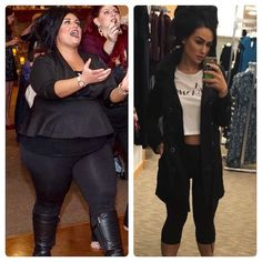 I took everything I had in me to completely transform what eating was. - The Weigh We Were