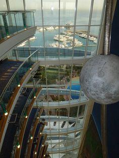 The lobby at The Jumeriah Beach Hotel eeeeeeeeeeekkk I cant wait to go in September with my FM business
