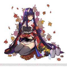 『オセロニア』和風な鬼姫の呉葉に水晶姫のイクシラと、秋イベントは美女ぞろい