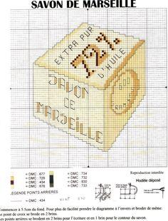 "Photo from album ""мыло"" on Yandex. Cross Stitching, Cross Stitch Embroidery, Hand Embroidery, Cross Stitch Designs, Cross Stitch Patterns, Stitches Wow, Cross Stitch Kitchen, Advertising Signs, Needlepoint"