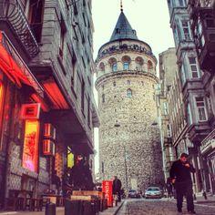 Galata Tower / İstanbul 2014