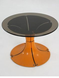 Jean Dudon; 'Flower' Table, 1968.