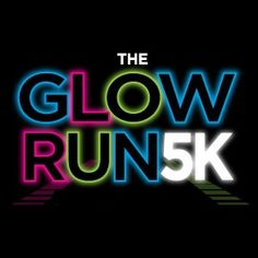 The glow run is DEFINITELY on by bucket list! Yes, I'd love to run into glow powder and glow water. That's not running; that's PLAYTIME.
