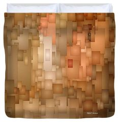 Duvet Cover - Abstract 1384