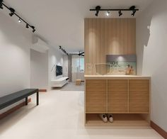 Home to be HDB BTO Anchorvale Cres Blk - Innenarchitektur Singapur The Garden Beckons Interior Design Singapore, Shoe Cabinet, Home Reno, Apartment Interior, Living Room Designs, House Design, 3d Design, New Homes, Sweet Home