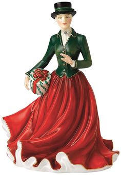 Royal Doulton Christmas Morning 2015 Figurine * Check this awesome product by going to the link at the image. (This is an affiliate link) #ModernHomeDecor