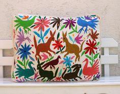 Otomi Dog Bed / Etsy Store Stunner: Casa Otomi / The English Room Blog