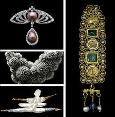 pearls v&a adorn london jewelry trends blog 2