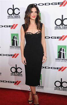 Sandra Bullock, em DSquared2