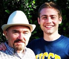 Paul's dad and Cody