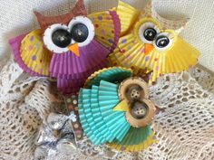 Paper Wishes: Fall Party Favors...