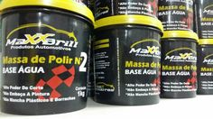 #MaxxBrill #Produtos #Automotivos #MassaDePolir2 #BaseÁgua #Polimento #MaxxPolidores