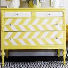 Paint it! Give your furniture a face-lift