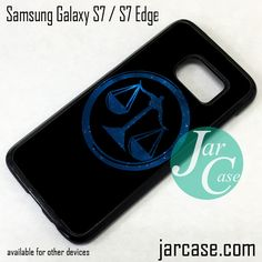 Candor Divergent Logo Phone Case for Samsung Galaxy S7 & S7 Edge