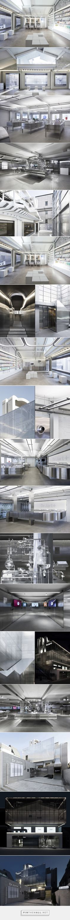 Dr. Jart+ Flagship Store by Betwin Space Design, Seoul – Korea » Retail Design Blog... - a grouped images picture - Pin Them All