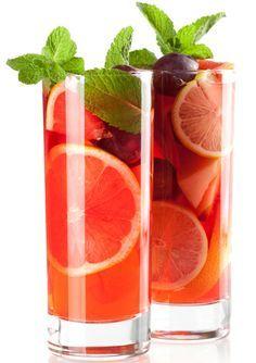 Cocktails : recettes de cocktails festifs - Sangria