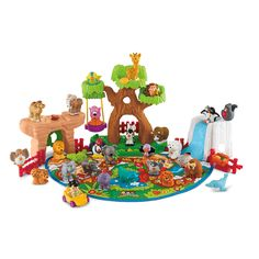 Little People® A to Z Learning Zoo™ | J0134 | Fisher Price