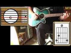 ▶ Vincent (Starry Starry Night) - Don McLean - Guitar Lesson (Simplified Picking) - YouTube