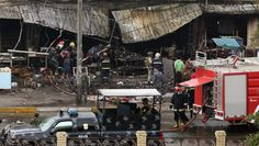 इराक़, आतंकी धमाकों में दसियों हताहत व घायल