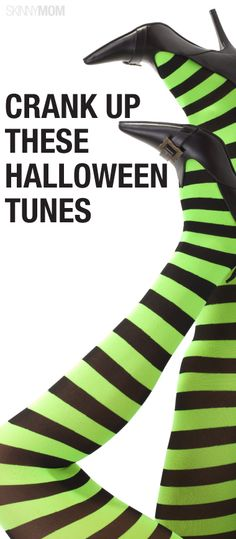 Here's the perfect Halloween party playlist!