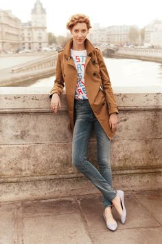 6 Tips To A Perfect Travel Wardrobe: New Pics From Madewell #refinery29