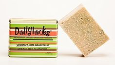 Dollylocks 45oz Coconut Lime Grapefruit Dreadlock Shampoo Bar Soap -- Want to know more, click on the image.Note:It is affiliate link to Amazon. #TreatYourHair