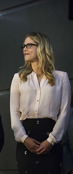 Arrow - Felicity Smoak #3.7 <3