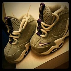 Babygirl Nike's Great condition barely worn. Nike Shoes