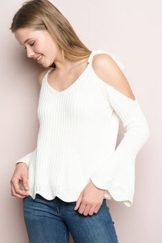Brandy ♥ Melville   Griffith Sweater - Clothing