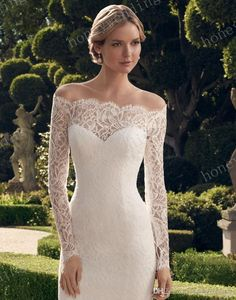 This is such a sophisticated, sexy and unique wedding dress – HH Dress