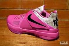 kd 4 | Nike KD 4 Aunt Pearl