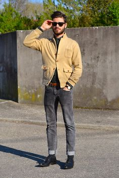 J-7 (by Robin Gervais) http://lookbook.nu/look/3353163-J-7