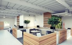 open plan office layout advantages and disadvantages – Modern Corporate Office Design Open Office, Office Office, Small Space Office, Office Plan, Office Spaces, Office Ideas, Office Decor, Corporate Office Design, Home Office Design
