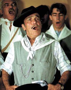 Cante alentejano (polyphonic singing - #Alentejo, #Portugal) © José Serrano